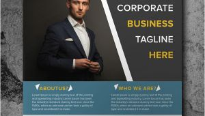 Free Templates for Business Flyers Free Corporate Business Flyer Psd Template Freebies