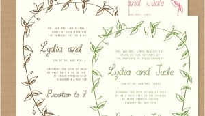 Free Templates for Wedding Invitations to Print 10 Free Printable Wedding Invitations Diy Wedding