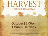 Free Thanksgiving Flyer Template Microsoft Church Harvest Festival Flyer Template Lords Acre