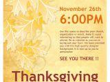 Free Thanksgiving Flyer Template Microsoft Thanksgiving Church Flyer Template Flyer Templates