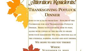 Free Thanksgiving Potluck Flyer Templates Potluck Flyer Template Free Printable Loving Printable