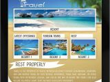 Free Travel Brochure Templates for Microsoft Word 32 Travel Flyers Psd Vector Eps Jpg Download