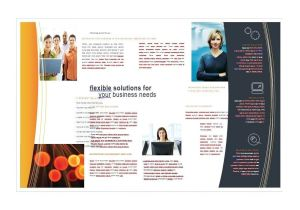 Free Travel Brochure Templates for Microsoft Word Travel Brochure Examples Pdf theveliger