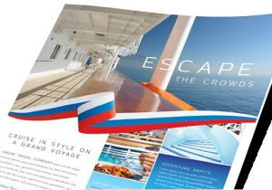Free Travel Brochure Templates for Microsoft Word Travel tourism Brochures Flyers Word Publisher