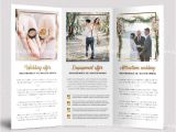 Free Tri Fold Wedding Brochure Templates 40 Free Professional Tri Fold Brochures for Business