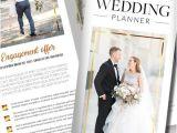 Free Tri Fold Wedding Brochure Templates Wedding Free Psd Tri Fold Brochure Template by