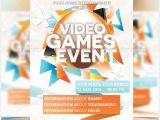 Free Video Game Flyer Template 19 Amazing Online Gaming Flyer Templates Word Psd Eps