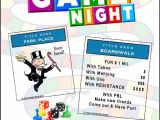 Free Video Game Flyer Template Game Night Flyer Game Night Party Pinterest Night