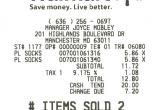 Free Walmart Receipt Template Receipt Walmart Receipt by Walmart Receipt Catcher