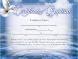 Free Water Baptism Certificate Template Baptism Certificate New Calendar Template Site