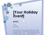 Free Winter Holiday Flyer Templates Holiday Flyer Template Holiday Party Flyer Template