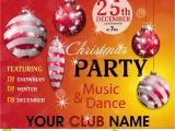 Free Xmas Invitation Card Templates Christmas Party Invitation Template Red and Yellow