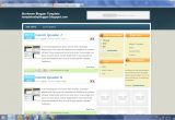 Free Xml Templates for Blogger My Blogger Templates Free Xml Blogger Template