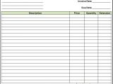 Freeinvoice Template Free Invoice Template Sample Invoice format Printable