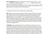 Freelance Photographer Contract Template 17 Freelance Contract Templates Docs Word Pages
