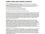Freelance Writing Contract Template How to Write Baroque Counterpoint