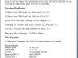 Fresher Resume Sample In Usa Company Secretary Fresher Resume format Fresher Resume