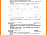 Freshman College Student Resume 7 College Freshman Resume Template Professional Resume List