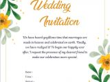 Friends Card for Marriage Invitation My Marriage Invitation Mail to Office Staff Myentrance5 Com