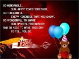 Friendship Day Greeting Card Quotes Birthday Card Friend In 2020 with Images Beautiful