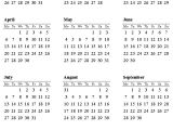 Full Year Calendar Template 2014 2014 Full Year Calendar Template Free Template Design
