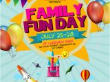 Fun Day Flyer Template Free Family Fun Day Flyer Template Postermywall