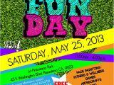 Fun Day Flyer Template Free Fun Day Flyer Template Download From Coronetpublications