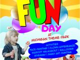 Fun Day Flyer Template Free Kids Fun Day Flyer Template Postermywall