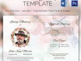 Funeral Announcement Email Template 15 Funeral Card Templates Psd Ai Eps Free Premium