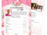 Funeral Flyers Templates Free Printable Funeral Memorial Flyers Samples One Page