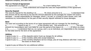 Funny Contracts Template Funny Contracts Template Sampletemplatess Sampletemplatess