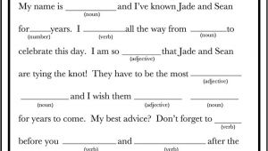 Funny Wedding Mad Libs Template Best 25 Mad Libs Ideas On Pinterest Mad Libs Game Mad