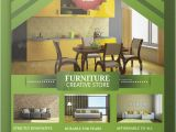 Furniture Flyer Template Free Furniture Flyer Template by Adburst Graphicriver