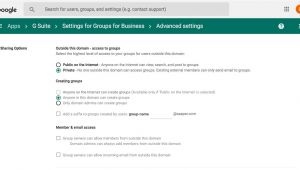 G Suite Email Templates How to Share Calendars Contacts and Documents In G Suite
