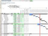 Gant Chart Templates Gantt Chart Template Pro for Excel