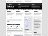 Gantry Joomla Templates Gantry Download