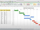 Gantt Chart Excel Template 2012 Excel Template Gantt Chart Calendar Monthly Printable