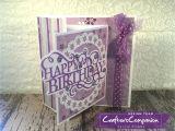 Gemini Create A Card Invitation Dies Image Result for Gemini Sentiment Die Happy Birthday Card