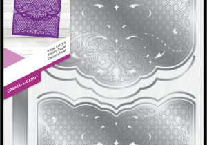 Gemini Create A Card Invitation Dies New 2019 Gemini Create A Card Invitation Split Card Dies by Crafters Companion
