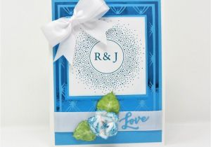 Gemini Create A Card Invitation Dies Our Gemini Foilpress Monogram Stamp Dies are Perfect for
