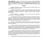 General Contractors Contract Template Contractor Agreement Template 23 Free Word Pdf Apple
