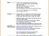 General Resume format Word 7 Teacher Resume Template Word Free Professional Resume