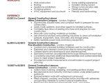 General Resume format Word Best General Manager Resume Word Template General Manager