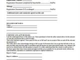 General Sales Contract Template Simple Sales Contract Sample 10 Examples In Word Pdf