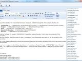 Generate HTML Email Body In C# Using Templates Transmittal Email Template