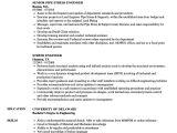 Generator Service Engineer Resume Stress Engineer Resume Samples Velvet Jobs