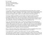 Generic Cover Letter for Teachers 7 Sample Generic Cover Letter Sample Templates