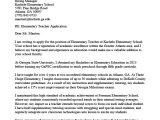 Generic Cover Letter for Teachers English Tutor Resume Sample Resume Companion