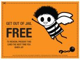 Get Out Of Jail Free Card Template 17 Best Images About Get Out Of Jail Free Card On