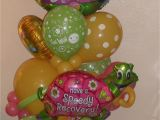 Get Well soon and Happy Birthday Card Get Well soon Large Balloon Bouquet 122 with Images